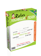 007 - Regular ER Verb Patterns in Brazilian Portuguese