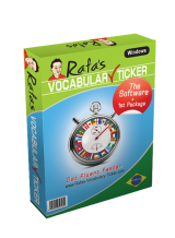 Brazilian Portuguese Ticker for Windows + 1st Pack